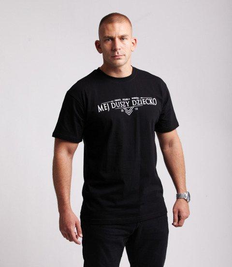 Polska Wersja HINOL MDD DUSZA GREEN T-Shirt Czarny