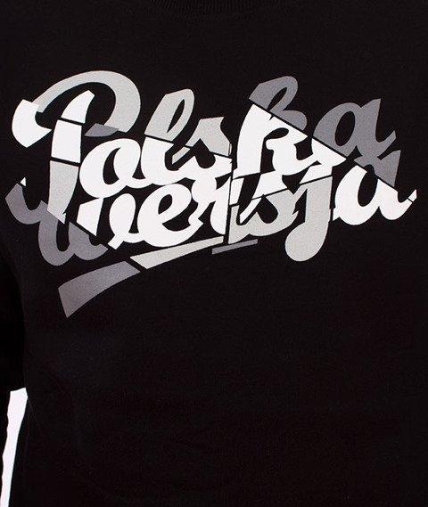 Polska Wersja-PW Cutter Bluza Czarna