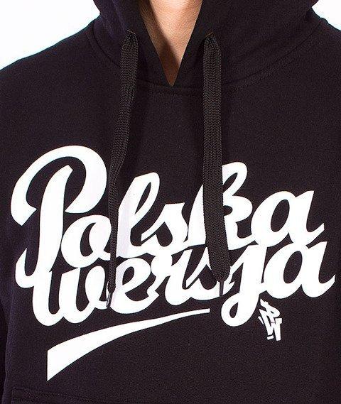 Polska Wersja-Polska Wersja Kaptur Czarny