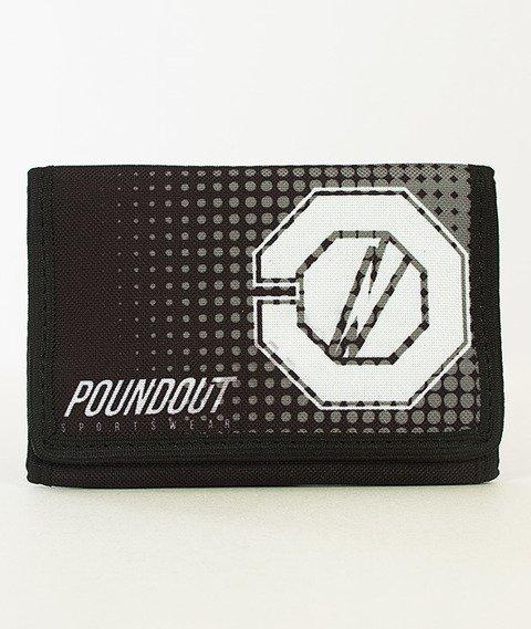 Poundout-Basic Portfel Czarny