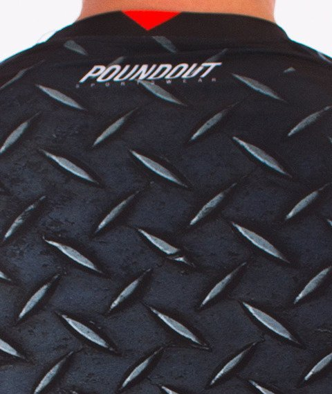 Poundout-Shield Rashguard Multikolor