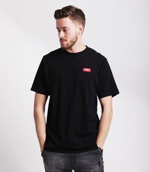 Prosto BASIC GUM T-Shirt Czarny
