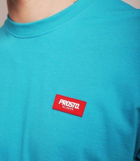 Prosto BASIC GUM T-Shirt Niebieski