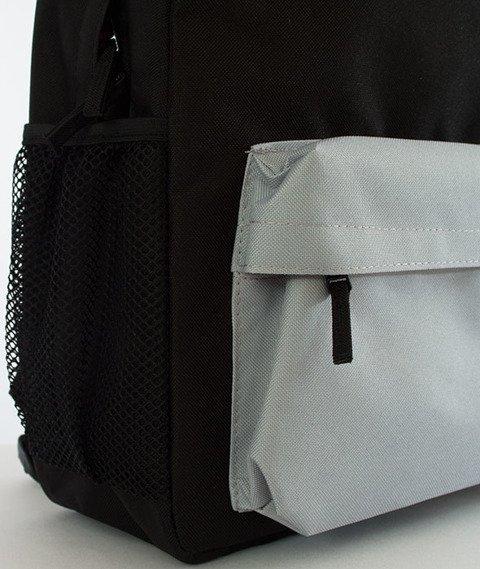 Prosto-Backpack Stalactite Plecak Czarny/Szary