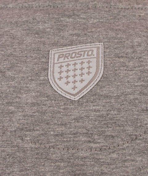 Prosto-Classic T-Shirt Szary