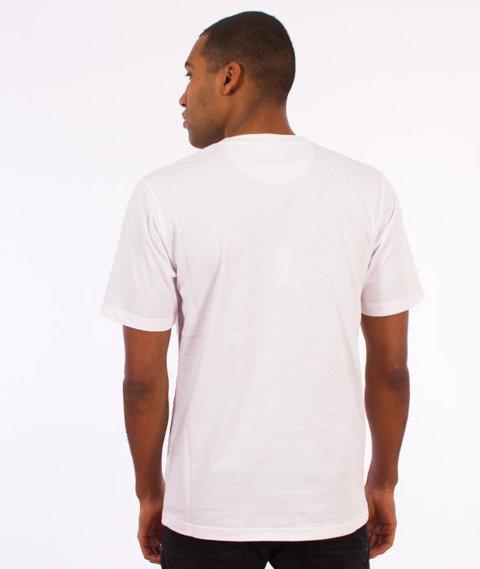 Prosto-Clockwork Slide T-Shirt Biały