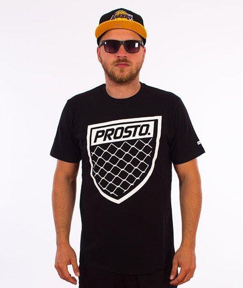 Prosto-Fence Shield T-Shirt Czarny