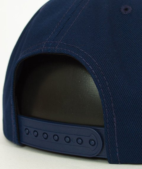 Prosto-Hills Snapback Night Blue