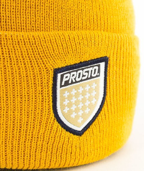 Prosto-Jaqbas Wintercap Czapka Zimowa Honey