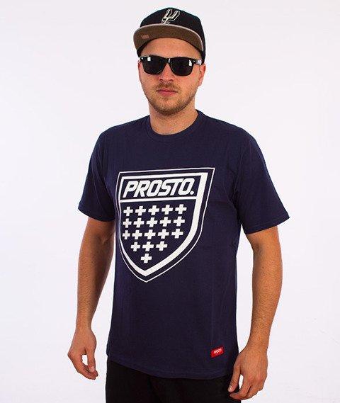 Prosto-Klasyk T-Shirt Granatowy
