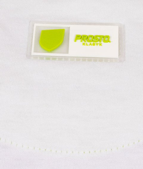 Prosto-Palm T-Shirt Biały