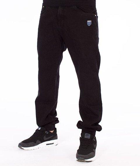 Prosto-Ready Jogger Spodnie Czarne
