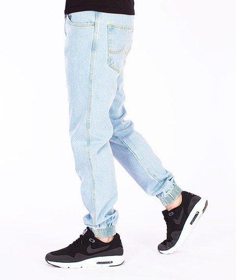 Prosto-Regular Jogger Jeans Light Blue