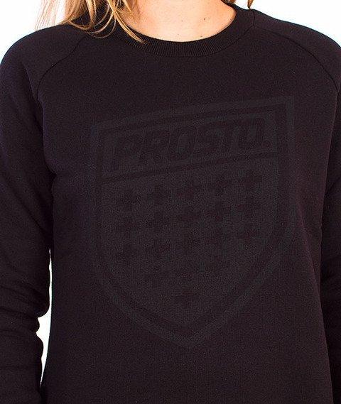 Prosto-Shield Bluza Damska Black
