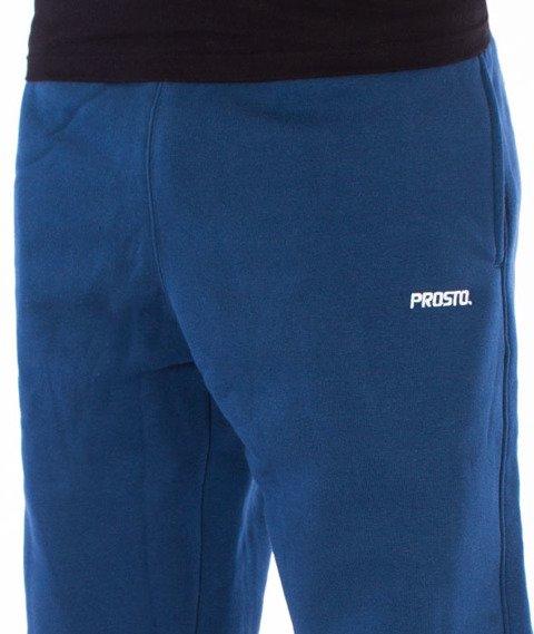 Prosto-Shield Spodnie Dresowe Granatowe