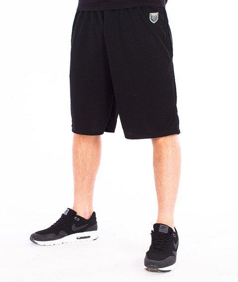 Prosto-Shorts Game Krótkie Spodnie Czarne
