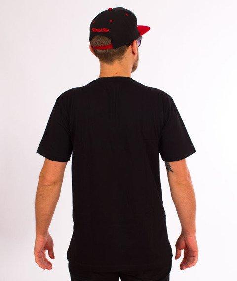 RPS KLASYKA-Old Logo Kolor T-Shirt Czarny