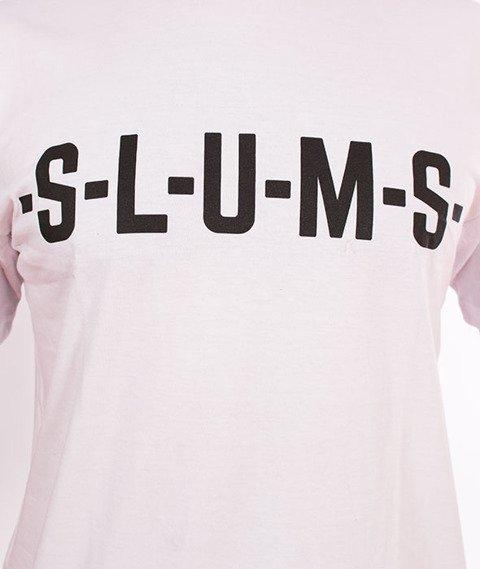 RPS KLASYKA-S.L.U.M.S T-Shirt Biały