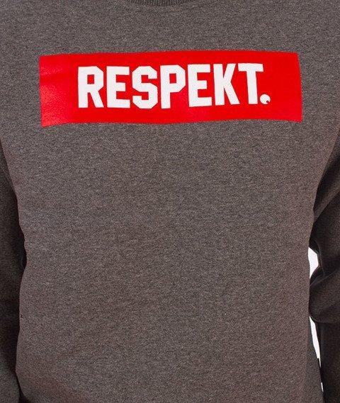 Respekt-Klasyk Frame Bluza Grafitowa
