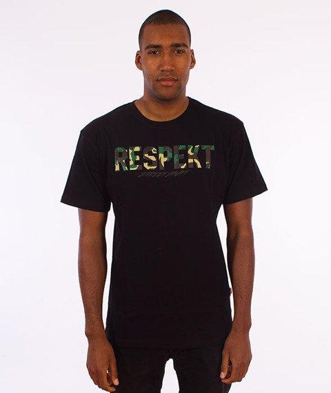 Respekt-Moro T-Shirt Czarny