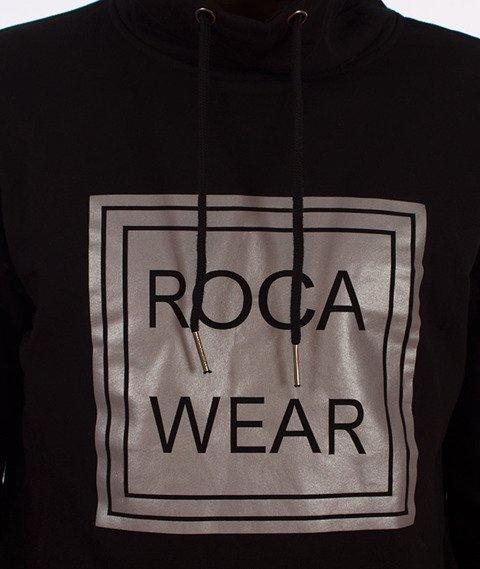 RocaWear-Reflective Hoody Bluza Kaptur Czarna