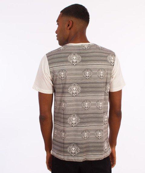 Rocawear-Medusa T-Shirt Biały