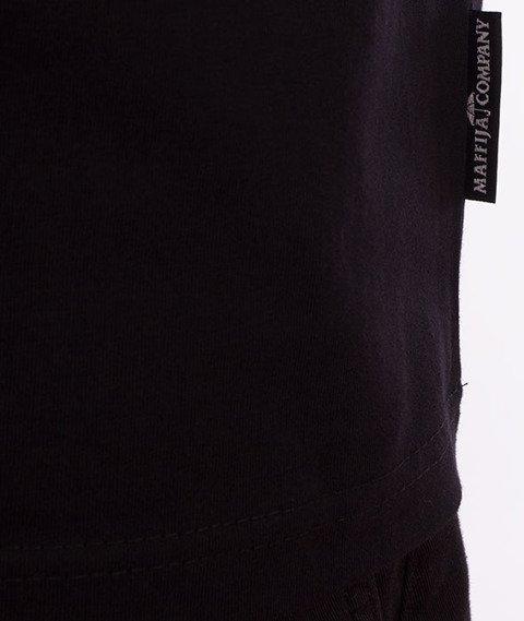 SB Maffija-Big Storm T-Shirt Czarny