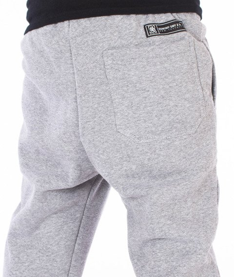 SB Maffija-Classic Spodnie Dresowe Szare