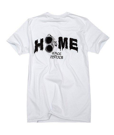 SB Maffija-H8M4 2 T-Shirt Biały