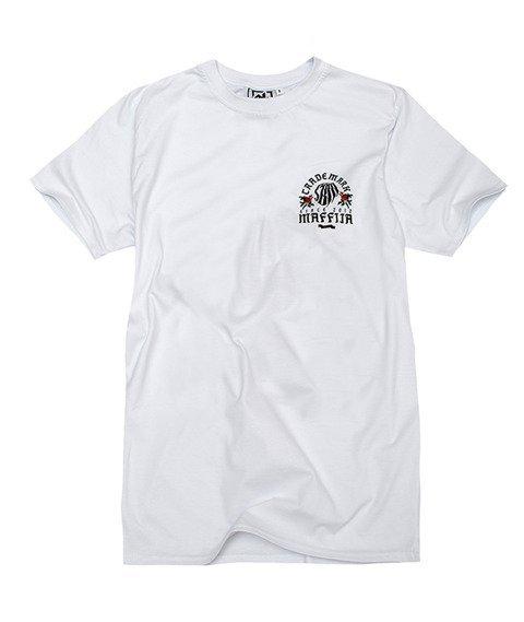 SB Maffija-Mexico T-Shirt Biały