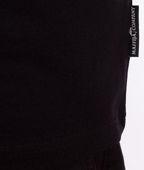 SB Maffija-Rain T-Shirt Czarny