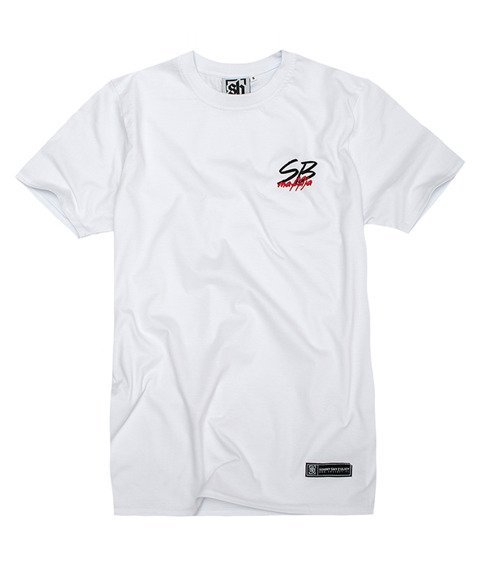 SB Maffija-SB Stuff Tiny T-Shirt Biały