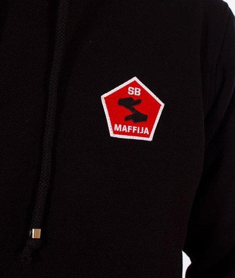 SB Maffija-SBM Hands Bluza Kaptur Czarna