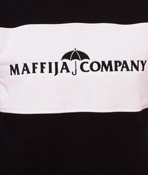 SB Maffija-Stripe Bluza Czarna
