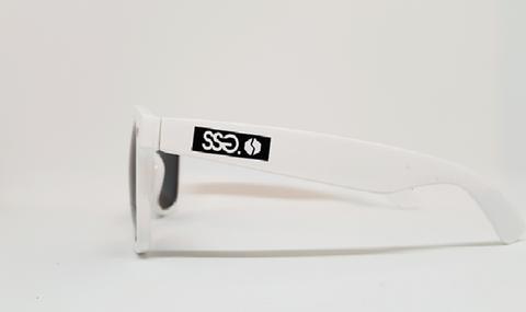 Smoke Story-Okulary Białe
