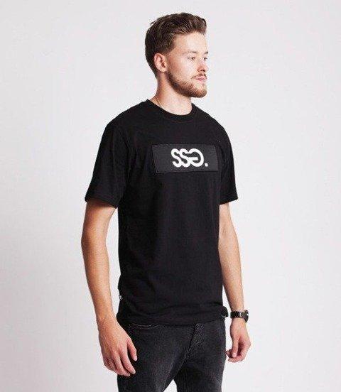 Smoke Story SSG BLOCK T-Shirt Czarny