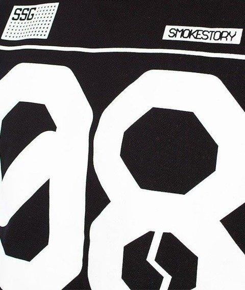 SmokeStory-08 Bluza Czarna