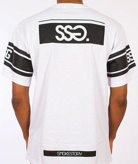 SmokeStory-08 T-Shirt Biały