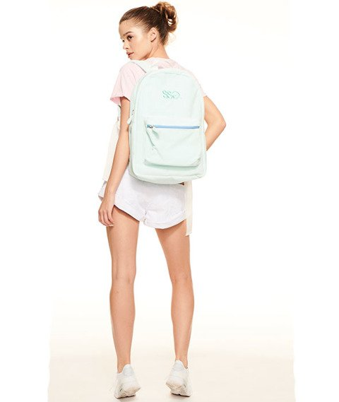 SmokeStory-Candy Backpack Plecak Miętowy