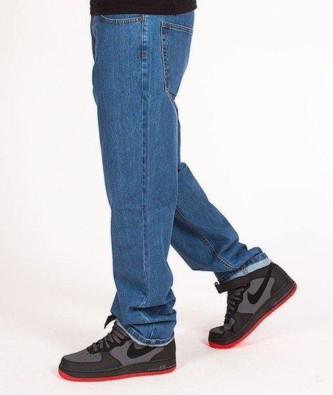 SmokeStory-Cans Regular Jeans Light Blue