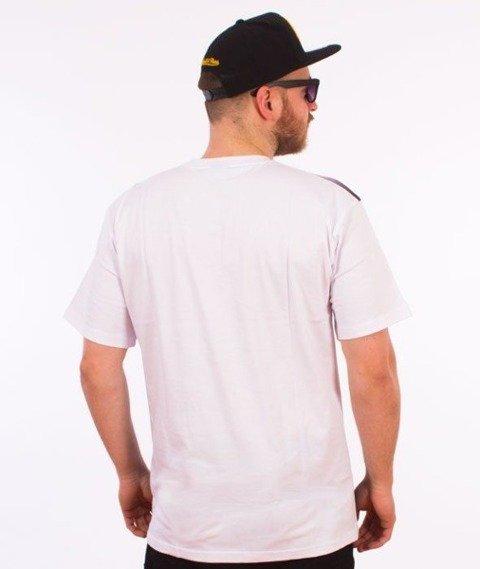 SmokeStory-City BW T-Shirt Biały/Multikolor
