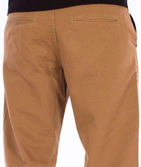 SmokeStory-Classic Jogger Regular Fa16 Spodnie Beżowe