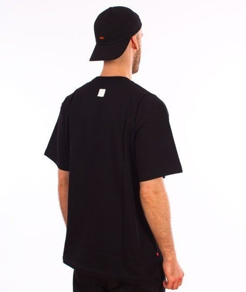 SmokeStory-Classic Outline T-Shirt Czarny