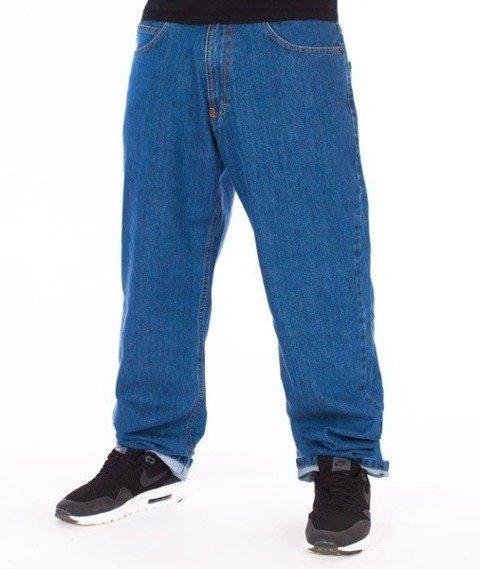 SmokeStory-Colors Regular Jeans Spodnie Light Blue