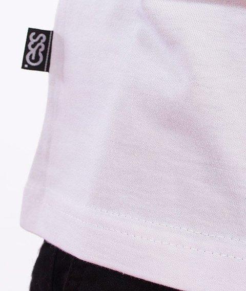 SmokeStory-Fly Moro T-Shirt Biały