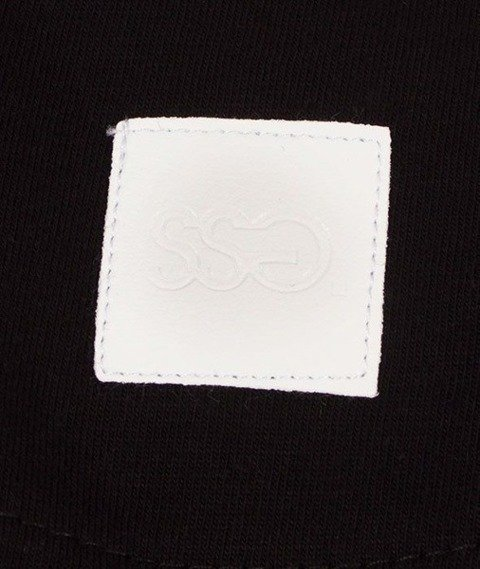 SmokeStory-Gray T-Shirt Czarny/Ciemno Szary