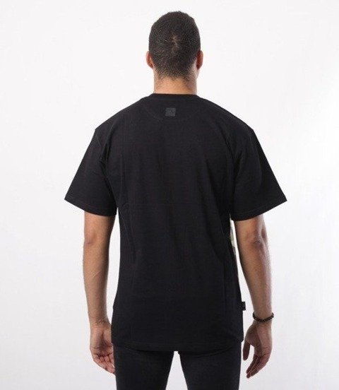 SmokeStory-Half Moro T-Shirt Czarny
