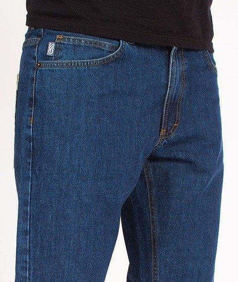 SmokeStory-Moro Slim Jeans Medium Blue