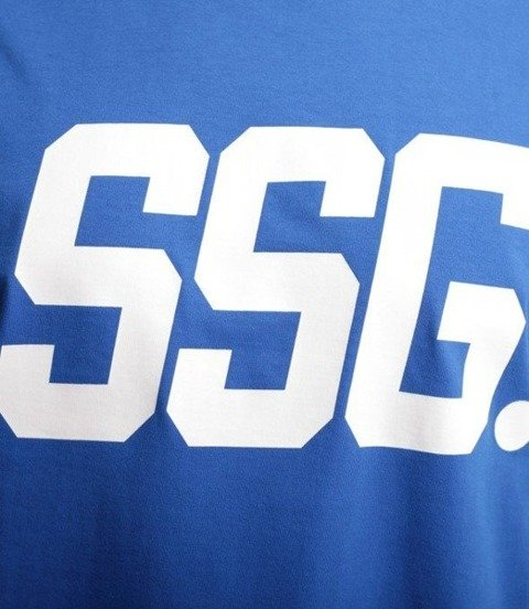 SmokeStory-New SSG T-Shirt Chaber