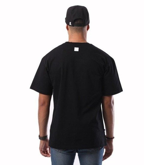 SmokeStory-Outline Colors T-Shirt Czarny